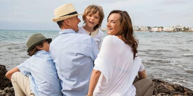 Partager les responsabilités parentales améliore la vie sexuelle - La DH