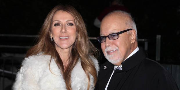 """Céline Dion : son mari """"veut mourir dans ses bras"""" - La DH"""