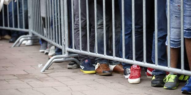 Plus de lit disponible à Bruxelles pour les nouveaux demandeurs d'asile - La DH