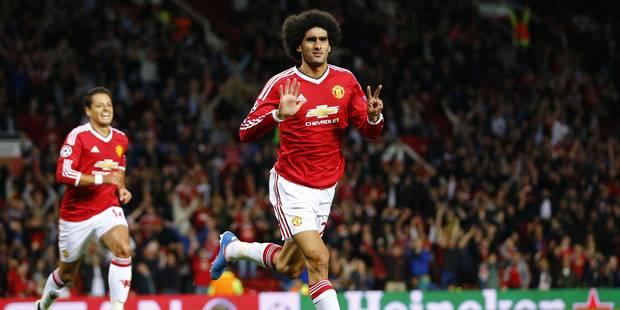 Marouane Fellaini veut encore être décisif pour Manchester United - La DH