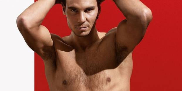 Le strip-tease de Rafael Nadal pour Tommy Hilfiger - La DH