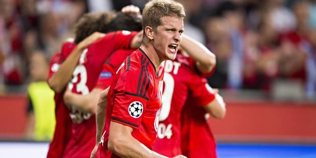 Barrages retour de la Ligue des Champions: Leverkusen écarte la Lazio et le CSKA Moscou sort le Sporting Lisbonne - La D...