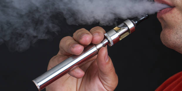 Les parents ne protègent pas assez leurs enfants de la cigarette électronique - La DH