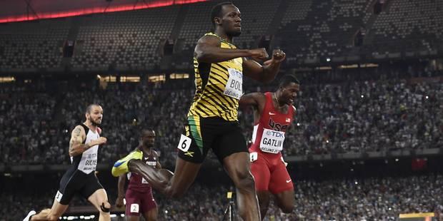 Mondiaux: Un Bolt en or sur 200 mètres - La DH