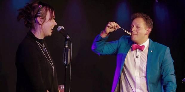 Un magicien demande sa compagne en mariage sur scène - La DH