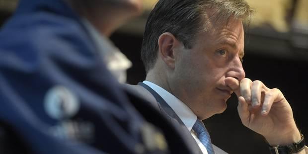 """Chastel: """"De Wever dit des contre-vérités"""" - La DH"""
