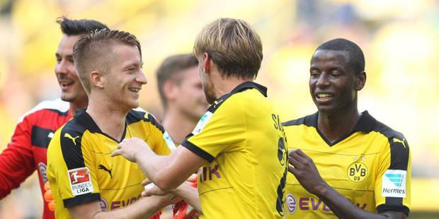 Bundesliga: Dortmund sur sa lancée repasse leader - La DH