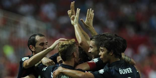 Liga: L'Atletico franchit l'obstacle Séville - La DH