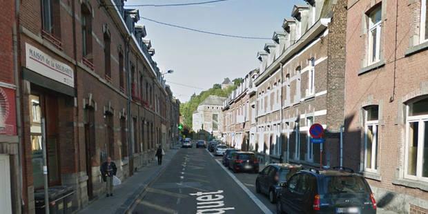 Un corps sans vie retrouvé près de la gare de Namur - La DH
