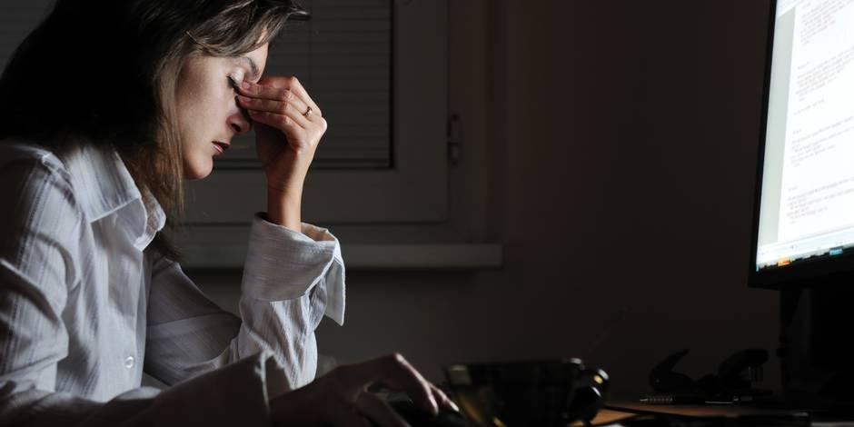 La fatigue accentue la sensibilité aux microbes.