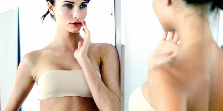 Les femmes belges sous-estiment la taille de leur poitrine