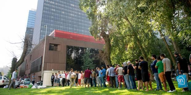 Crise de l'asile: l'Office des Etrangers pourrait ouvrir ce week-end - La DH