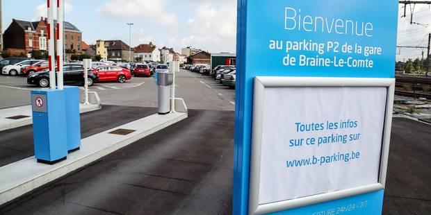Gare de Braine-Le-Comte: des parkings plus grands... mais payants ! - La DH