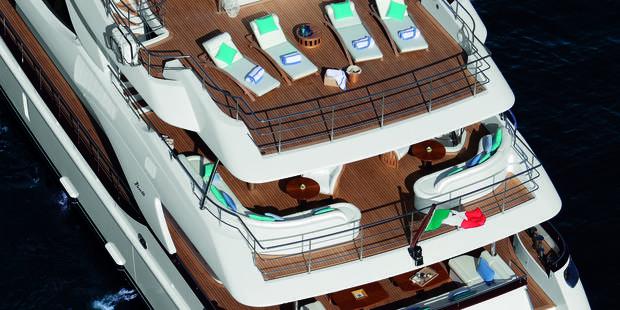 Visite à bord de 5 bateaux de luxe du prochain Yachting de Cannes - La DH