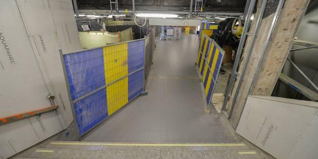 """Le bout du tunnel est en vue pour les travaux """"Schuman-Josaphat"""" - La DH"""