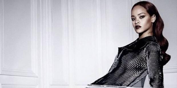 Rihanna joue la transparence pour Dior - La DH