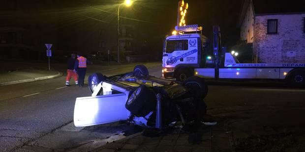 Un jeune Hutois de 22 ans a été grièvement blessé dans un accident à Huy - La DH
