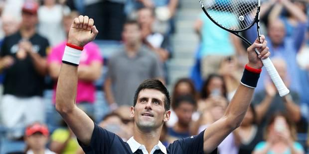 US Open: Djokovic repousse Seppi et file en huitième - La DH