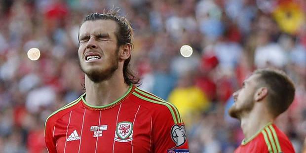 Le pays de Galles loupe la qualif' à cause d'un nul 0-0 contre Israël (PHOTOS) - La DH