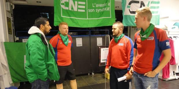 Charleroi: 7 emplois sont en jeu - La DH