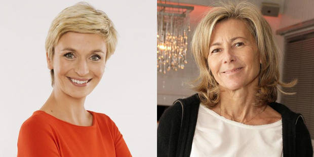 """Claire Chazal évincée du JT de TF1: """"Elle n'a jamais renoncé à sa féminité"""" - La DH"""