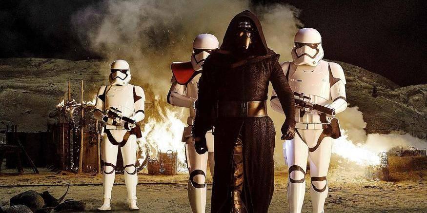 Star Wars VII en primeur en Belgique!
