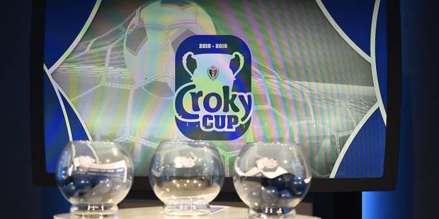Coupe de Belgique: Courtrai et Charleroi joueront leur 1/16e de finale à domicile - La DH