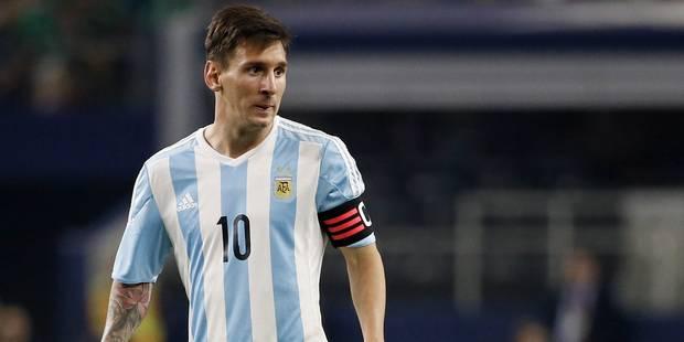 Le coup-franc en mousse de Lionel Messi (VIDEO) - La DH