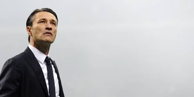 La Croatie se sépare de son sélectionneur Niko Kovac - La DH