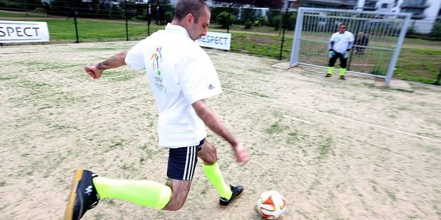 Le don de l'UEFA aux jeunes Anderlechtois - La DH