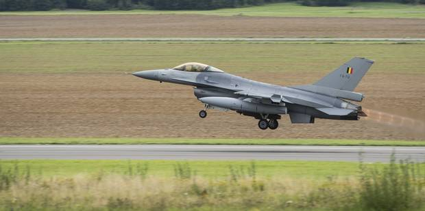 La Belgique prête à étudier une intervention aérienne en Syrie - La DH