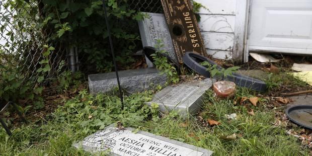 La veuve d'un croque-mort retrouve des corps dans son garage à Chicago (VIDÉO) - La DH