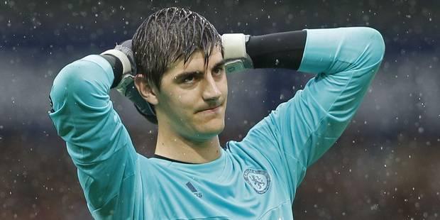 """Mourinho confirme: Courtois absent pour """"un long moment"""" - La DH"""