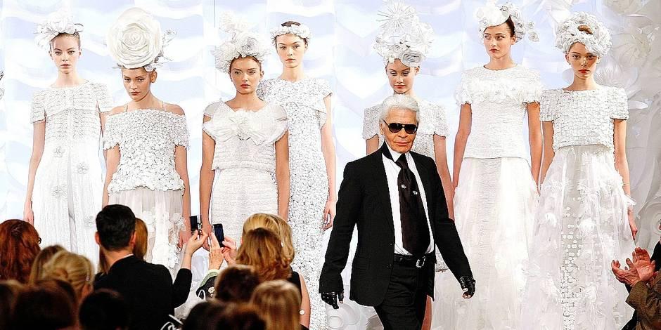 Karl Lagerfeld : un nom qui ne se démode pas - La DH