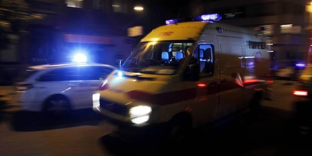 Un homme perd la vie dans un accident de la route à Ville-Pommeroeul - La DH