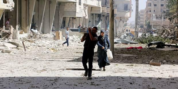 Elle veut rejoindre la Syrie avec un nouveau-né - La DH