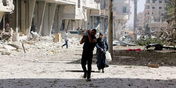 Molenbeek: elle menace d'emmener un bébé en Syrie! - La DH
