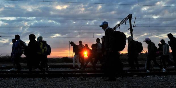 Des candidats réfugiés à la caserne de Belgrade : une réunion ce mercredi - La DH
