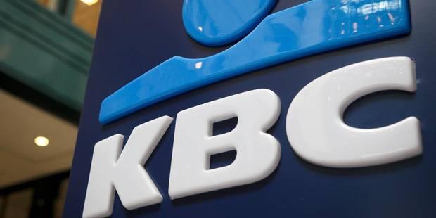 Alerte à la bombe levée dans une agence KBC du centre de Bruxelles - La DH