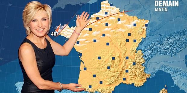 Après Claire Chazal, Evelyne Dhéliat vous fait ses adieux... (VIDEO) - La DH