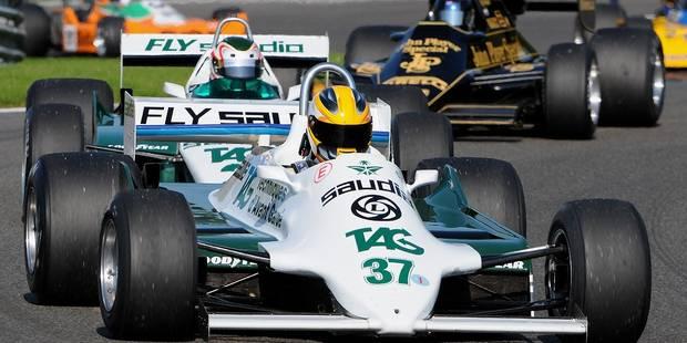 """Spa Six Hours ce week-end à Francorchamps: 30 F1 """"qui font encore du bruit"""" pour un des plus beaux meetings Historic au ..."""