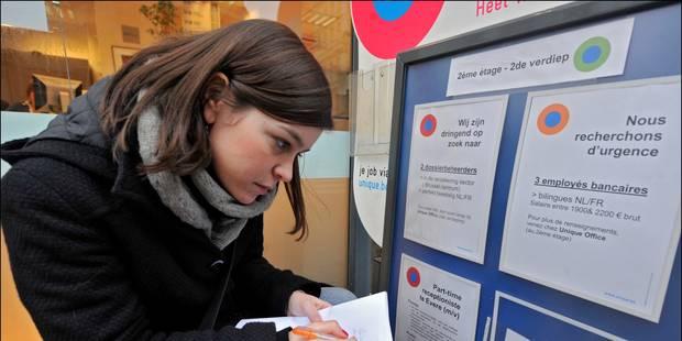 Quel est le taux d'emploi à Bruxelles et en Wallonie ? Découvrez notre carte commune par commune ! (INFOGRAPHIE) - La DH