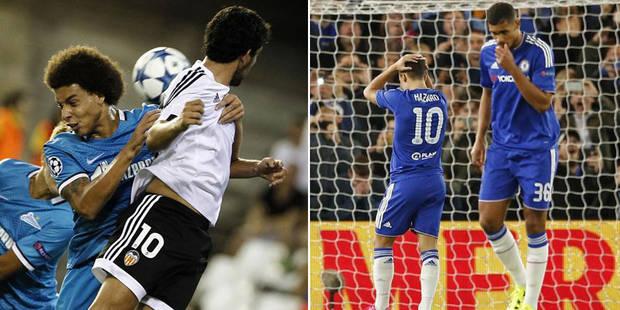 La soirée des Diables: Hazard manque un penalty, Witsel décisif (VIDEOS) - La DH