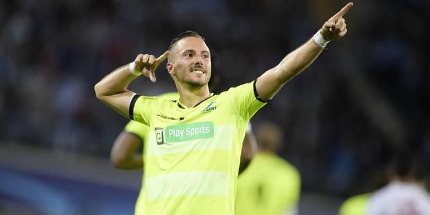 Lyon n'a pas rugi, Gand a séduit (1-1) - La DH