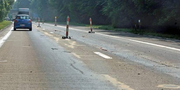 Les travaux sur l'E42 entre Tournai et Lille entrent dans leur seconde phase - La DH