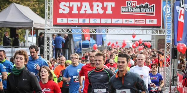 Tournai: l'Urban Trail, c'est ce dimanche (INFOGRAPHIE) - La DH