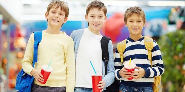 Taxe sur les boissons sucrées: le note sera salée - La DH