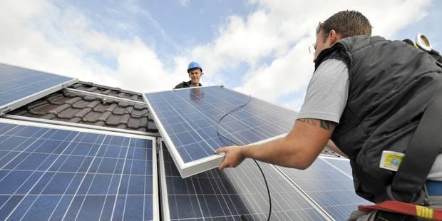 Photovoltaïque wallon: vous allez payer la note jusqu'en 2024 - La DH