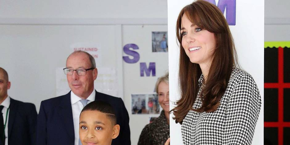 Royal visit to the Anna Freud Centre