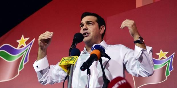 Grèce: Tsipras retrouve le pouvoir, nouveau gouvernement lundi - La DH